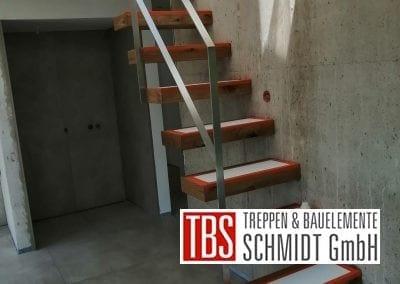 Montagebild Kragarmtreppe TBS Schmidt GmbH