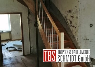 Montagebild Wangentreppe TBS Schmidt GmbH