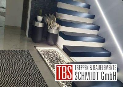 Kragarmtreppe Eisenberg der Firma TBS Schmidt GmbH